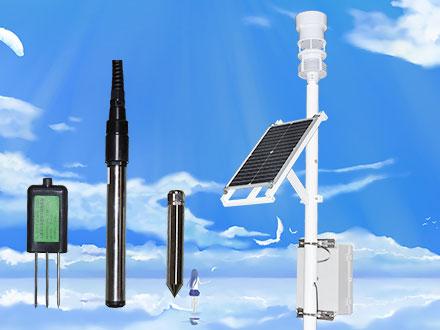 气象站所用的仪器有哪些,生态环境监测站