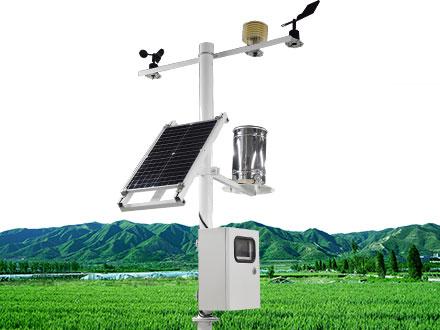 小型气象站风向确认,小型气象站组成部分