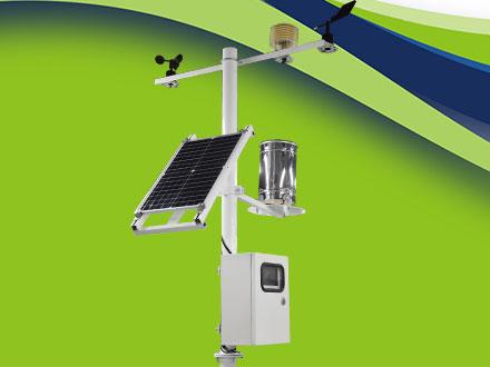 农业气象站介绍,智能农业自动气象站