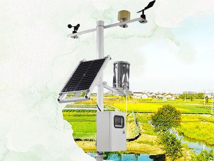 农业微型气象站,小型农业