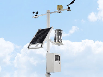 新型自动气象站,自动气象